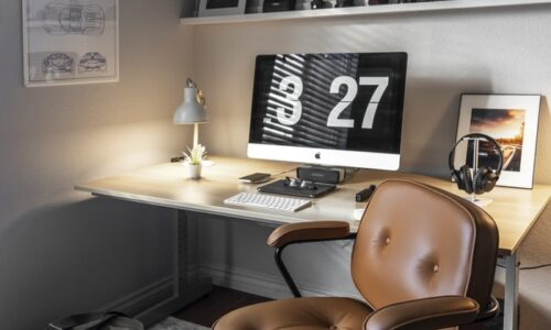 Top Tips for Creating a Productive Home Office Environment