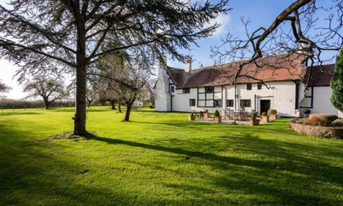 This month's featured property…